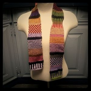 Unique looking (fall season) scarf